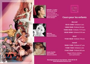 Cours 5/6 ans @ Feeling dance Factory | Pantin | Île-de-France | France